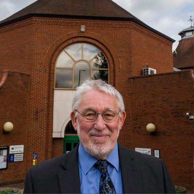 Stephen Cooksey Leader of Mole Valley Council ()